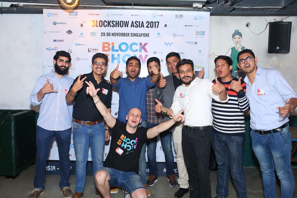 Block show