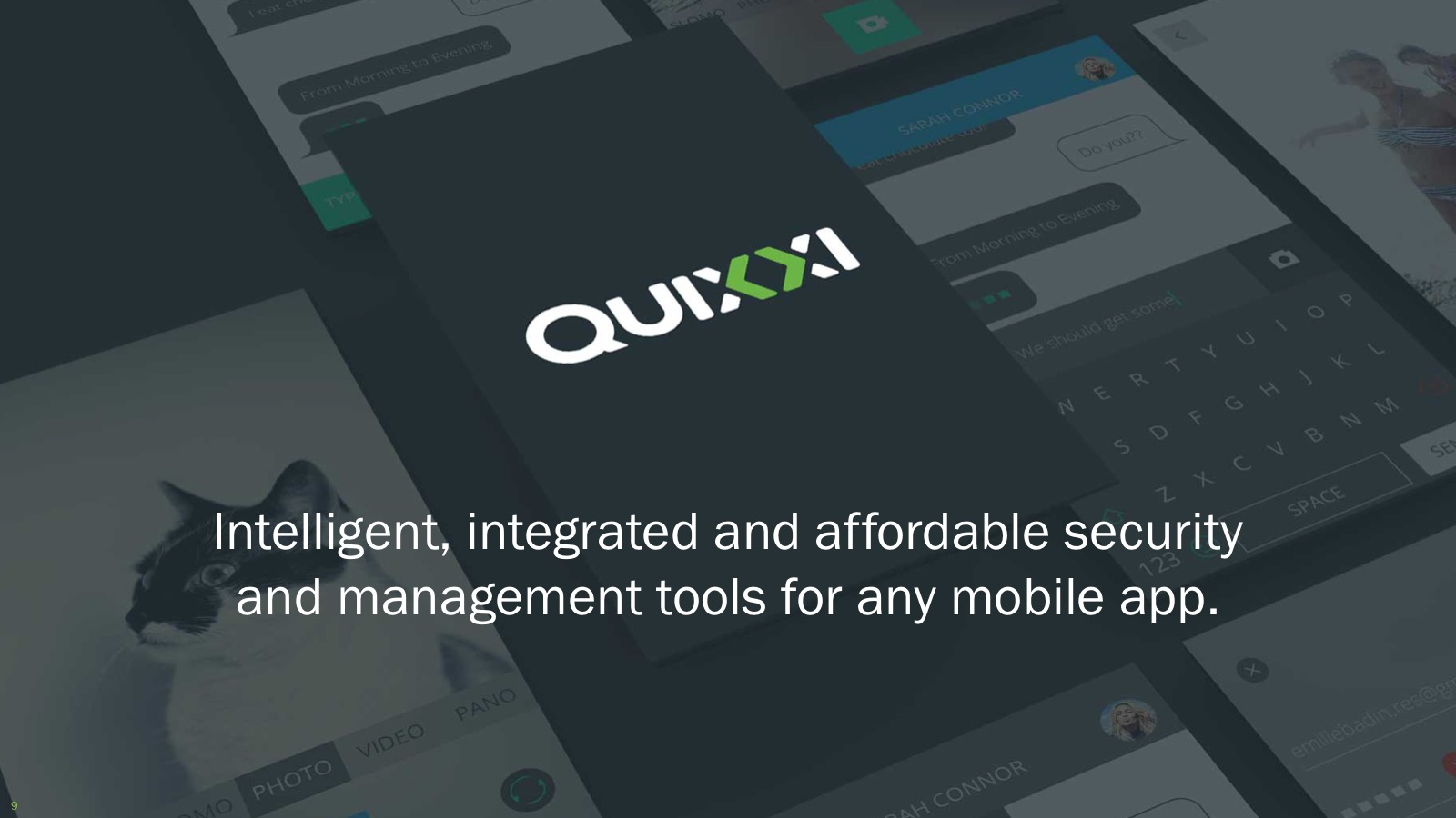 1-2 Why is Quixxi important?