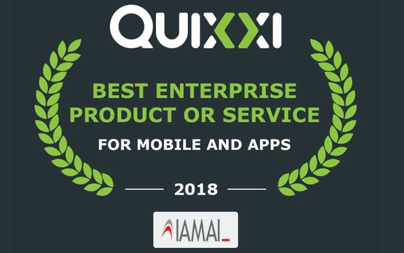 Mobile Application Security | Quixxi Award 2018